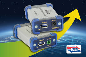 New USB 3.0 SuperSpeed Isolator Supports Data Rate of 5Gbit/s