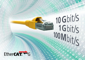 Beckhoff Automation Introduces New EtherCAT G for Highly Data-Intensive Applications