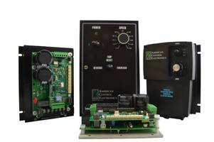 New PML Series DC Motor Drives Come with On-Board Trim Pots