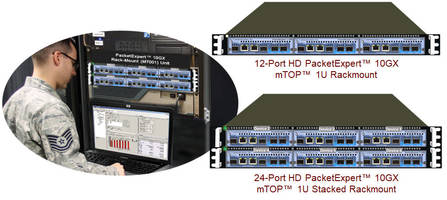 High Density Multiport 1G/10G Ethernet Switch Testing Made Easy