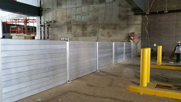 New HydroDefense Flood Plank Wall System Comes with T-Lock Seal Mechanical Locks