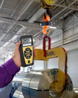 Alliance Anyload Introduces Dual-Shackle Dynamometer with Hand-held Wireless Remote Indicator
