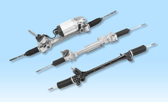 Latest AAE Remanufactured Steering Racks are Manufactured to Restore OE Performance Standards