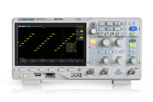 Saelig Offers SDS2000X-E Series Oscilloscopes with Capture Rate of 400,000 Frames/sec