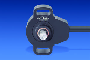 Novotechnik Launches Vert-X 2900 Series Angle Sensors with Mechanical Range of 360 Degrees Continuous