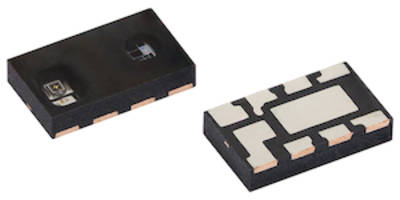 Vishay Releases VCNL4030X01 Proximity and Ambient Light Sensors with Filtron Technology