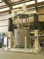 Ross Offers Latest Model PVM-1500 Multi-Shaft Mixer with Three Independently Driven Agitators
