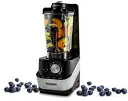 Latest Moxie Vacuum Blender is Rated to 75 kPa