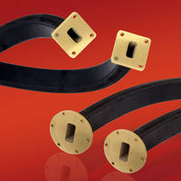 New Flexible Waveguides from Fairview are Operated in 5.85 GHz to 50 GHz Frequency Range