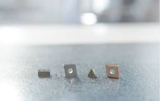 Seco Tools Introduces PCBN Inserts in New Grade Format and Geometries