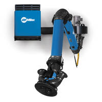 Miller Introduces SWX-ZF Fume Extractor with Improved Worksite Safety and Productivity