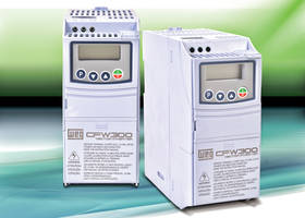 AutomationDirect Introduces WEG CFW300 Frequency Drives with Configurable Digital Inputs