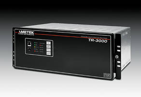 Latest TR-3000 Multi-Function Recorder Delivers Waveform Recording at Up to 32 Samples Per Cycle
