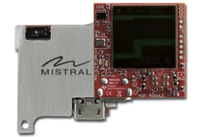 Mistral Launches 60 GHz Radar on Module with Antenna-on-Package (AoP) Technology