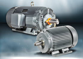 AutomationDirect Presents MTCP2 Cast-Iron AC Motors with V-Ring Shaft Seals