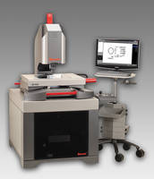 Starrett Launches AV450 Automatic Vision System with QC5000 or MetLogix M3 Software