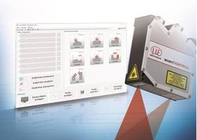 Micro-Epsilon Offers New Laser Scanner 6.0 Software for Smart Scanners