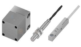 Balluff Introduces High Temperature Sensors in Multiple Block-Style Housings