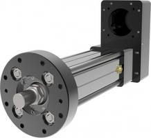 Curtiss-Wright Introduces FTP160 Electric Press Actuator with IP65S Environmental Protection