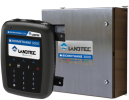 New LANDTEC BIOMETHANE 3000 Fixed Analyzer Offers Fully-Automated Calibration Function