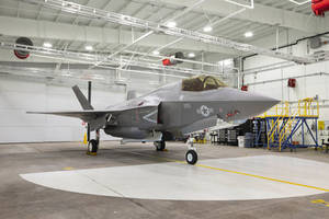 Lockheed Martin Meets 2018 F-35 Production Target with 91 Aircraft Deliveries