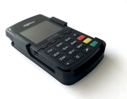 Latest Mozee Sled Mobile Payment Devices Use Dual Lock Ring System