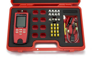 New VDV MapMaster 3.0 Cable Tester Kit Comes with Link Light Function