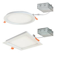 Nora Lighting Introduces FLIN LED Series Fixtures with Universal Coiled Flippers