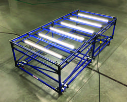 New CRE-608 Lighted Workstation is Designed for Quality Inspection Applications