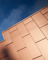 Lorin Anodized Copper Meets Architectural Class I and Class II Standards