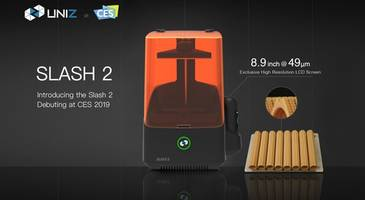 New SLASH2 3D Printer Comes with Trademark cUDP Technology