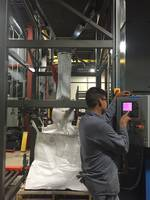 Sterling Systems Presents Bulk Bag Handling System with Automatic Operation