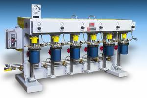 Latest Multi-Tank Lab Attritor System is Offered with a Timing Belt