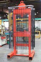 New Ejection Curtain Guarding Kit is Suitable for Fast-Paced Manufacturing and Fabrication Environments