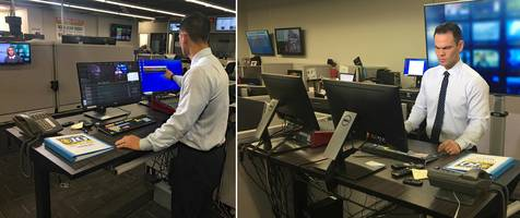 WOIO Improves Coverage of Breaking News for Web Viewers with JVC Prohd Studio 4000 Production Studio