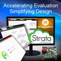 ON Semiconductor Releases Strata Developer Studio Platform That Accelerates Device and System Evaluation