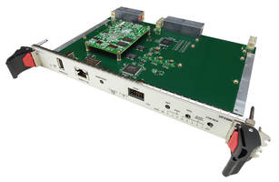 VadaTech Presents VPX980 VPX Chassis Manager with 1000Base-TX Interface