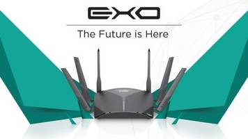 D-Link Presents New Exo Routers and Extenders with Four Gigabit Ethernet Ports