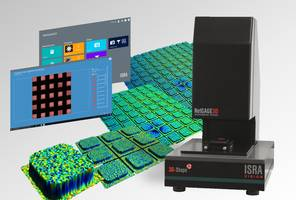 NetGAGE3D White Light Interferometer Offers Highly Accurate Inspection Measurements