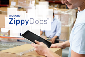 New ZippyDocs Document Software Improves Document Processing and Handling Processes in Logistic Applications