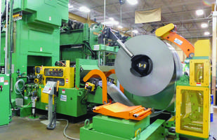 Dallas Industries™ Delivers Feed Line to Wico Metal Products