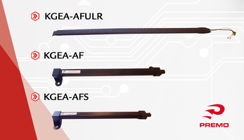 New KGEA-AF-Series Magnetic Emitter Antennas Meet AEC-Q200 Specific Automotive Quality Standards