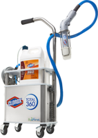 Baxter Group Inc. Implements Electrostatic Sprayer Technology to Enhance its Cleaning and Disinfection Services