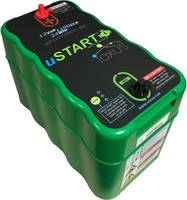 uSTART® Lead-Free Replacement for Truck Batteries