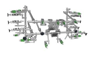 Piab Introduces New End-Of-Arm Tooling Products for Plastics Molding Automation Applications