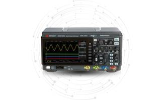 New InfiniiVision 1000 X-Series Oscilloscopes are Embedded with MegaZoom IV ASIC Technology