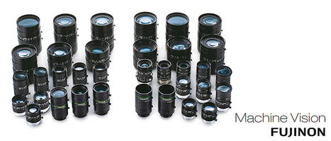 Fujifilm Presents Fujinon HF-HA-1S Lenses for Machine Vision