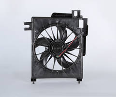 New Engine Cooling Fan Assemblies Come with OE-Style Electrical Connections