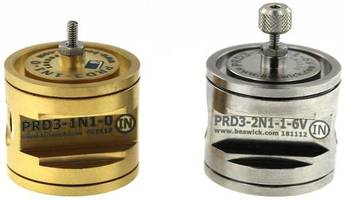 Beswick Offers PRD3 Series Pressure Regulators with Frictionless Pressure Sensing Elements