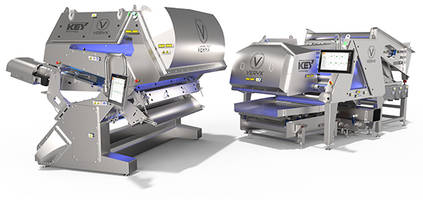 Key Technology Releases VERYX® Digital Sorters with Four-Channel Cameras and Laser Scanners